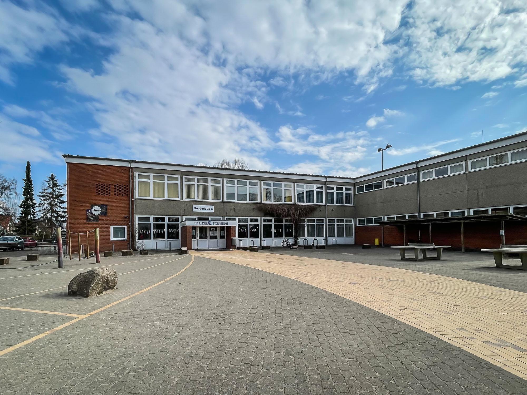 Modernisierung der Schul- und Sportanlagen